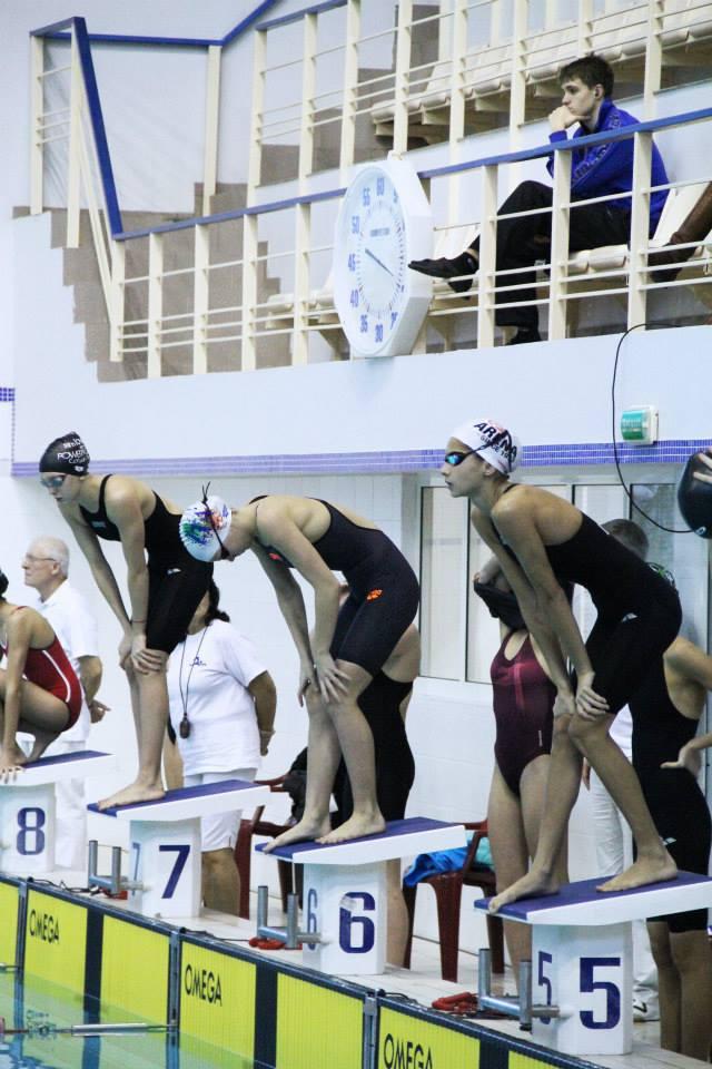 Украинских пловцов будет готовить американский тренер